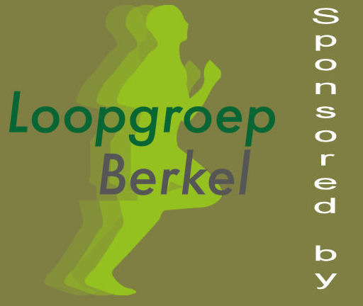 Loopgroep Berkel is sponsored by